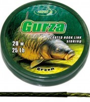 Coated Braided Hook links Gruza 25Lb