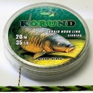 Braided Hook links Korund