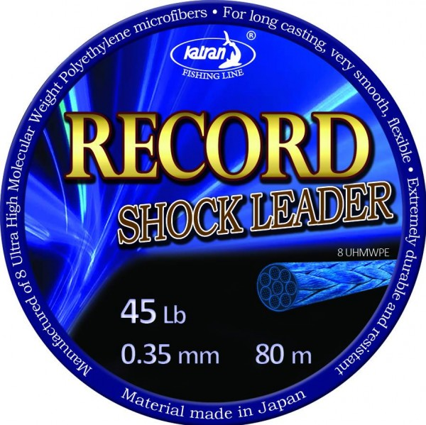 Record Shock Leader
