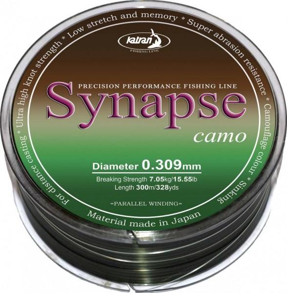 Fishing Line Synapse Carp Camo