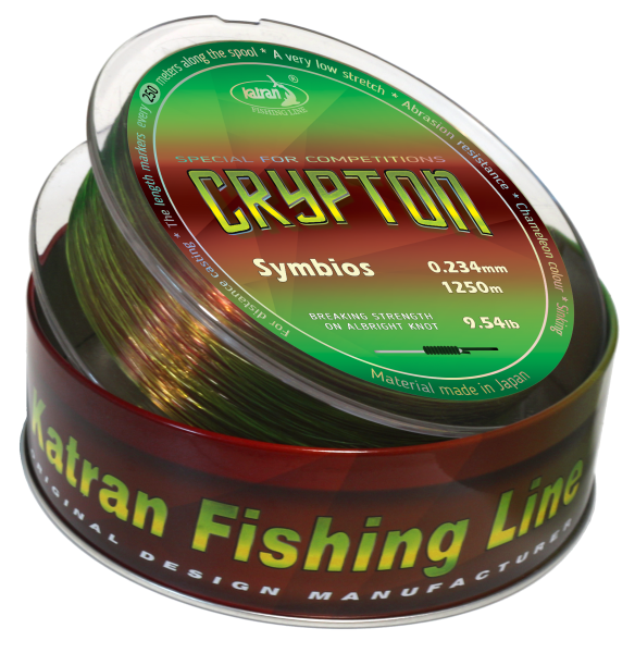 Fishing Line Crypton Symbios