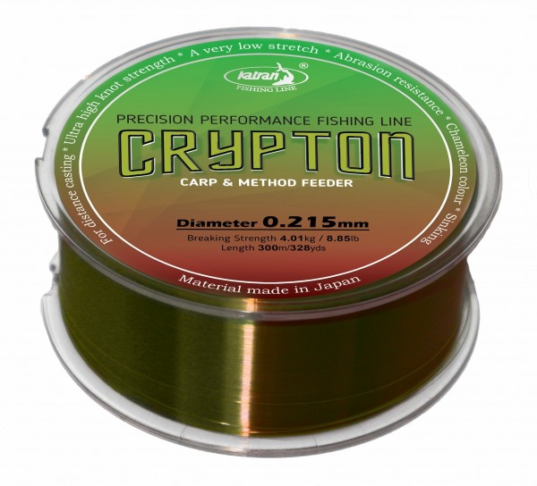 Fishing Line Crypton Carp & Method Feeder